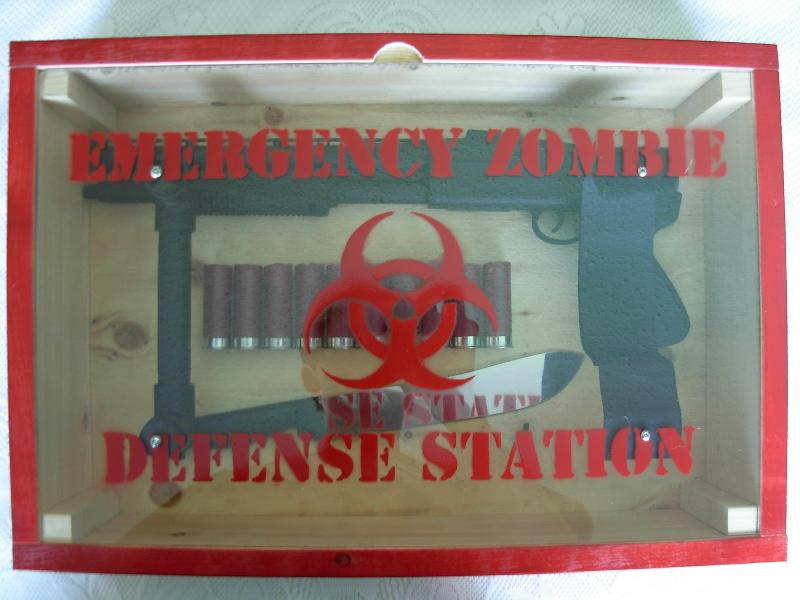 Zombie Defense Station