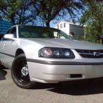 Elwood - My Chevy Impala 9c1 Zombie Vehicle