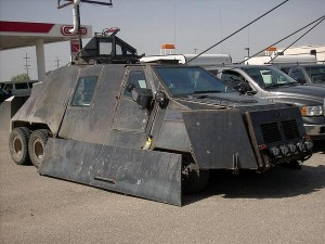 Zombie Killer Vehicle